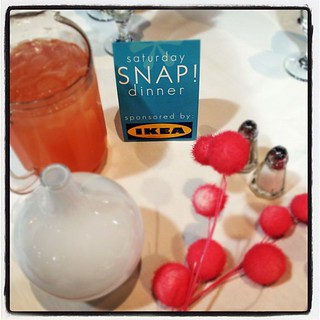 Excited for the closing dinner & speaker at #snapconf !!