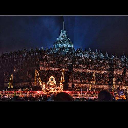 Waisak 2556 BE @ Borobudur