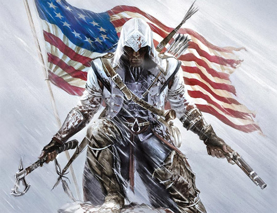 Assassin's Creed 3 gameplay trailer