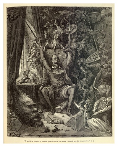 001-The History of Don Quixote-1864-1867-Gustave Doré- Texas A&M University Cushing Memorial Library