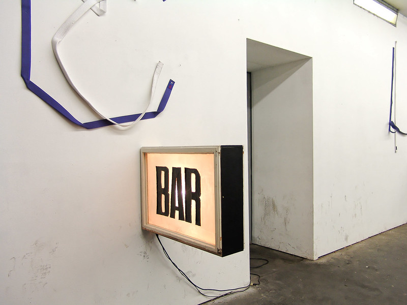 Bar Sign Bar