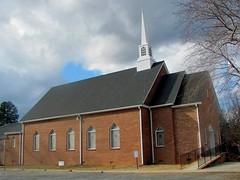 Salem Baptist Church, Charlotte County (African-American)