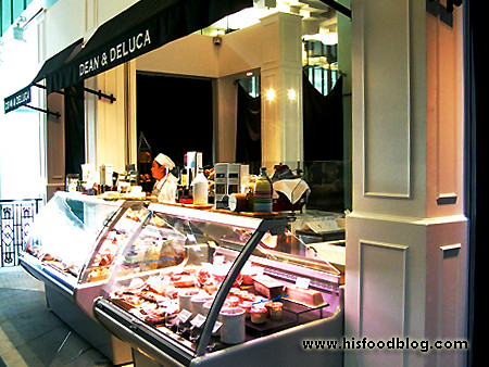 His Food Blog - Dean&Deluca Sneek Peek (1)