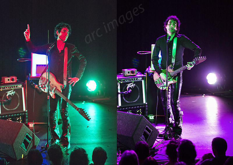 Jon Spencer Blues Explosion, Nottingham Rescue Rooms, 16-5-14
