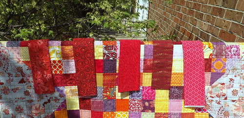Testing Binding Fabrics