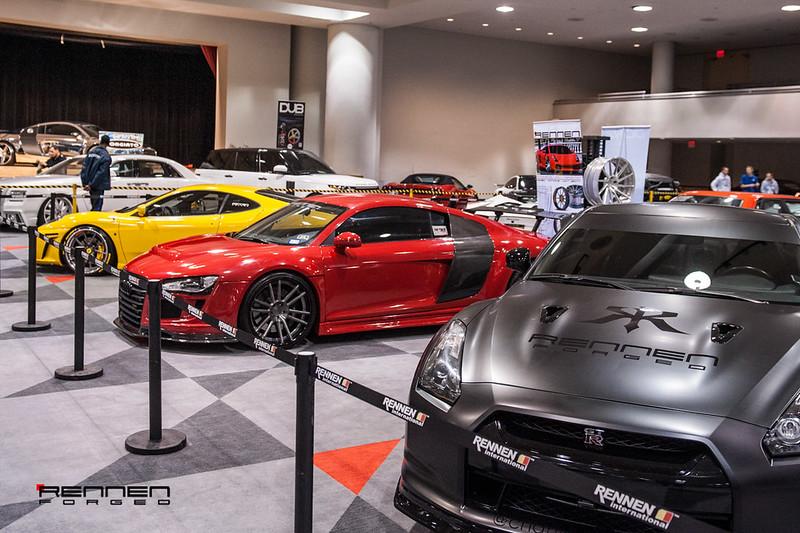Rennen at NY International Autoshow NY Jacob Javits Center