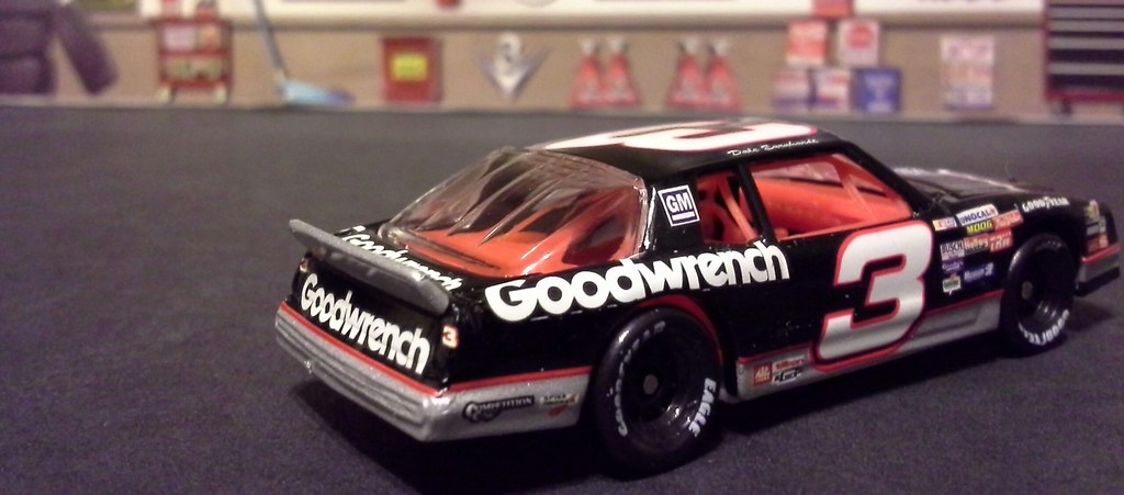 Dale Earnhardt 3 Goodwrench 1989 Monte Carlo Aerocoupe St Flickr