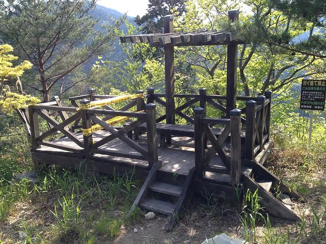 瓢ヶ岳 展望台
