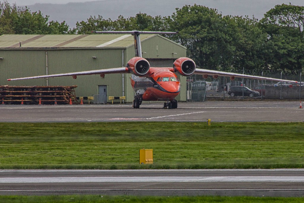 CavokAir Antonov AN74