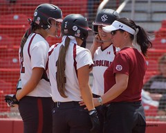University of Arkansas Razorbacks vs South Carolina Softball