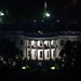 White House night from the above