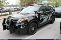 Brunswick Ohio Police Ford Explorer