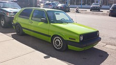 automobile, automotive exterior, wheel, supermini, vehicle, volkswagen golf mk1, volkswagen golf mk2, subcompact car, city car, compact car, bumper, land vehicle, hatchback,