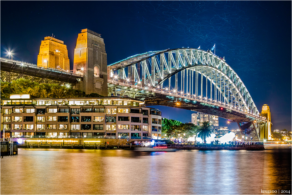 Suydney Harbor Bridge