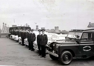Inverness-shire Constabulary HMI Inspection 1966