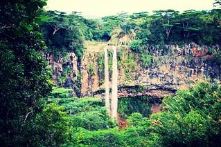 Chamerel Waterfall