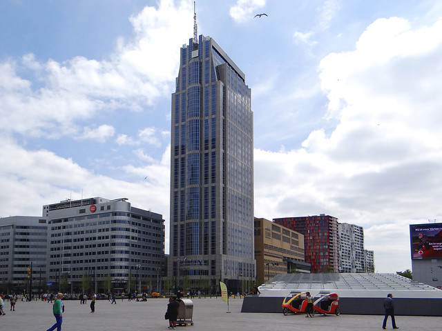 Millenniumtoren Rotterdam 3