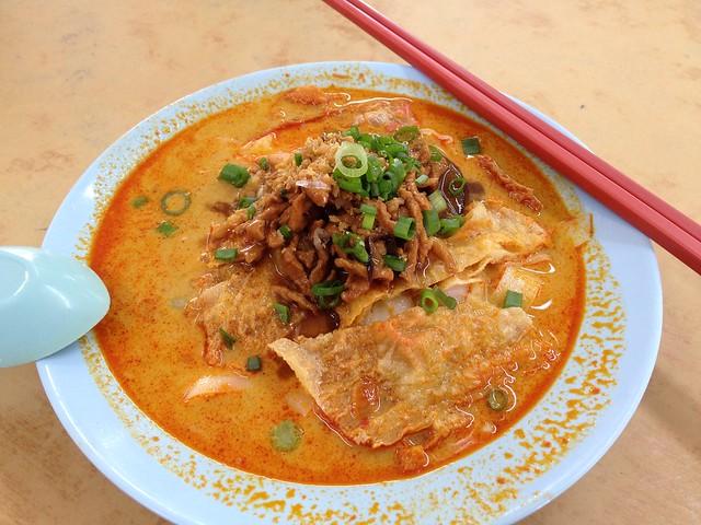Curry Chee Cheong Fun