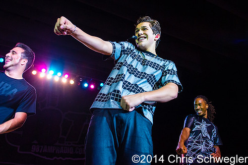 Austin Mahone – 06-12-14 – 98.7 AMP Live 2014, Meadow Brook Music Festival, Rochester Hills, MI