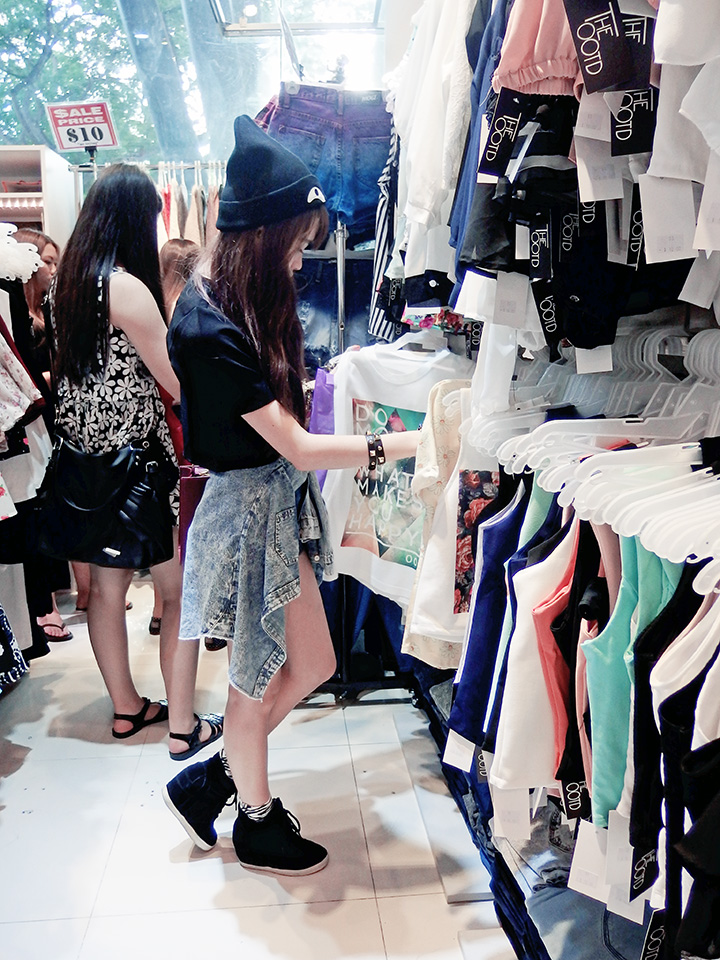 peishi shopping