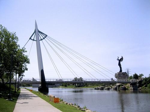River Walk - Wichita