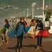 Surfeurs en Front de Mer © Office de Tourisme de Hendaye