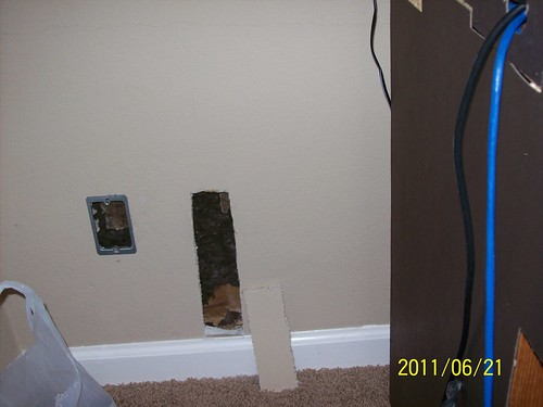 Diy chatroom home improvement forum inside walls cable for How to fish wire through insulated wall