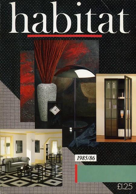 habitat catalogue 1985 86 front cover flickr photo