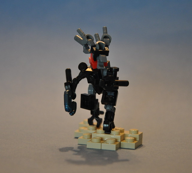 LEGO Halo Reach Skirmisher Flickr Photo Sharing