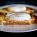 Eggs on toast 1