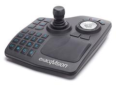 exacqVision Surveillance Keybaord