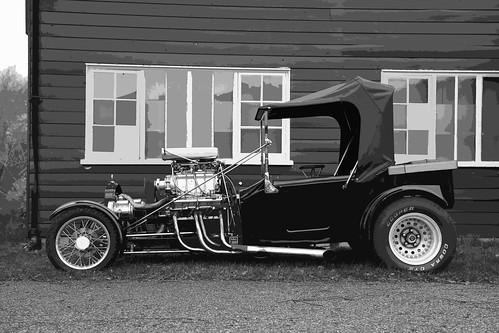 Ford Hot Rod by Gordon Calder - 1,000,000 Views!