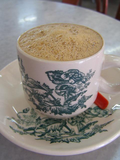 长江白咖啡