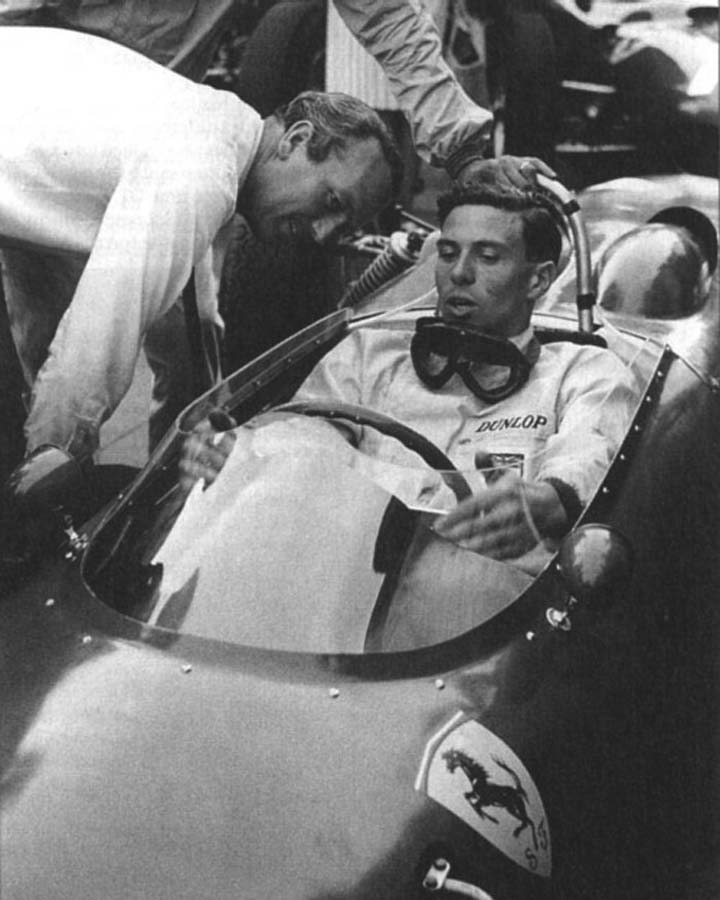 Jim Clark Ferrari 156 #1962