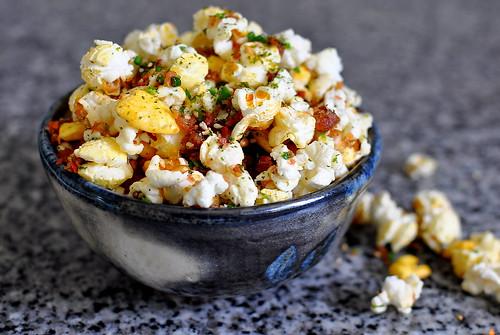 A-Frame's Furikake Kettle Corn | Hurricane Popcorn
