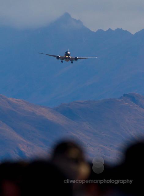 Air NZ 777