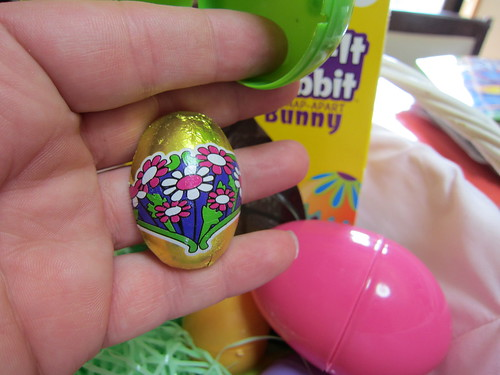 easter egg chocolate