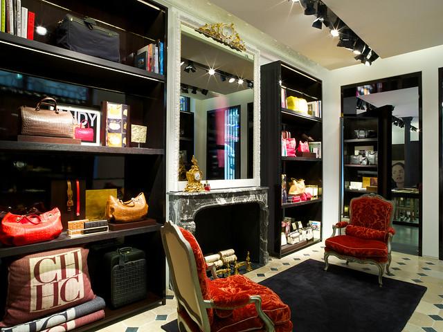 Boutique CH Carolina Herrera - 10 rue de Castiglione Paris .3