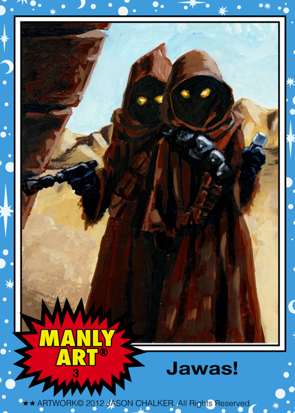 May the Fourth Be With You Card #3