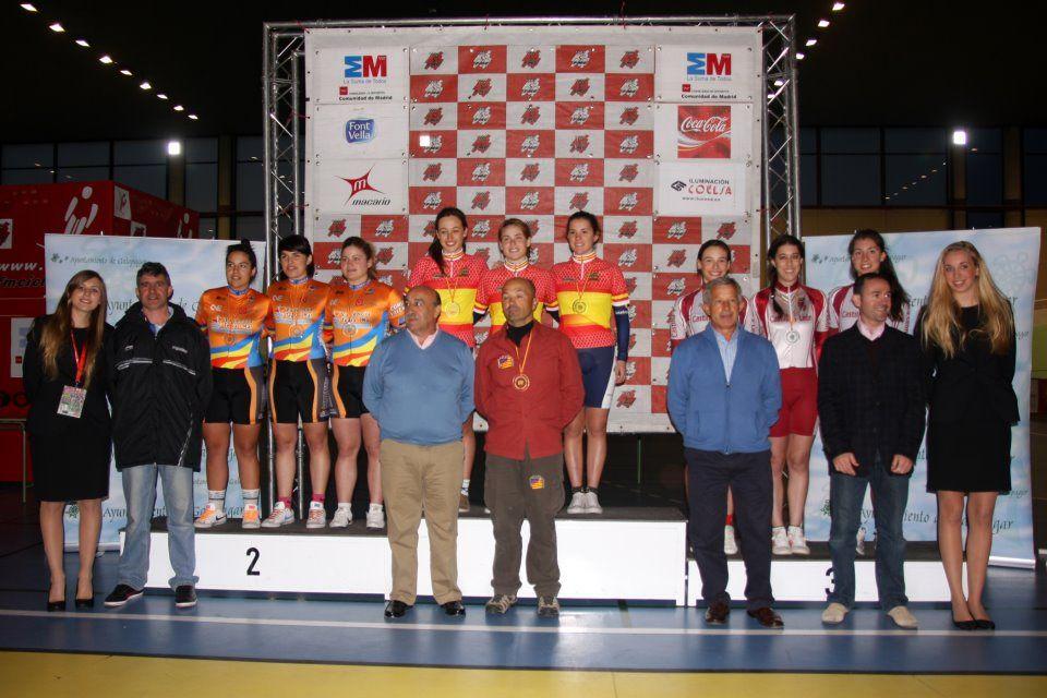 Campionat Espanya Galapagar 2012.