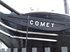 P. S. Comet. (Replica)