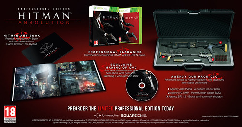 Hitman Absolution: Professional Edition Revealed