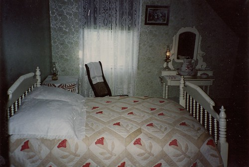 Green Gables Matthew room 1995