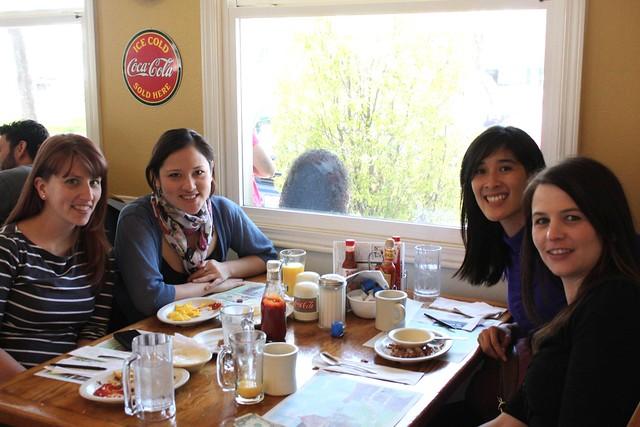 Brunch @ Babs Delta Diner