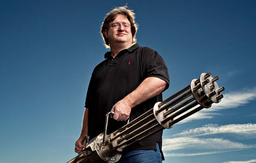 Gabe Newell Comments on EA's Origin Platform