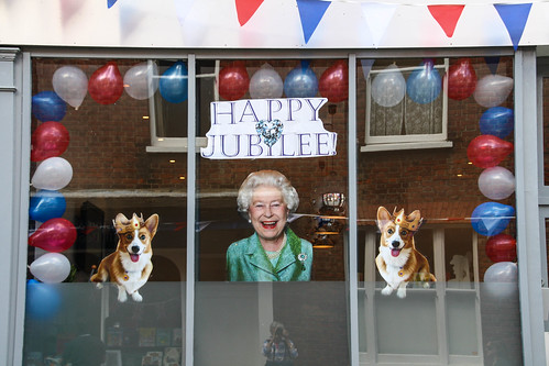 Happy Jubilee by Mabacam: Maureen Barlin