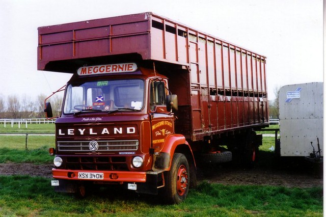 Leyland clydesdale. Photos and comments. www.picautos.com