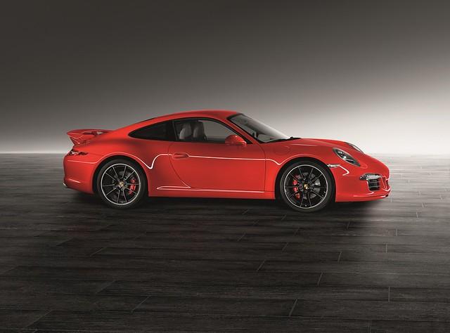 Porsche 911 Carrera S Aerokit/Powerkit