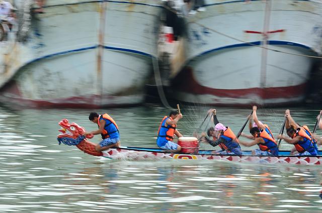 2012.06.23 基隆 / 龍舟賽