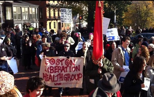 Health Justice / March for Single Payer